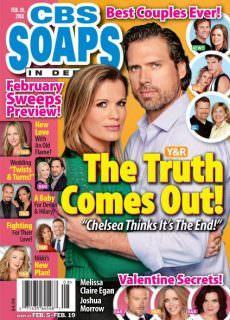 CBS Soaps In Depth — January 28, 2018