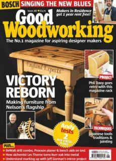 Good Woodworking — June 2013