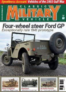 Classic Military Vehicle – 01.03.2018