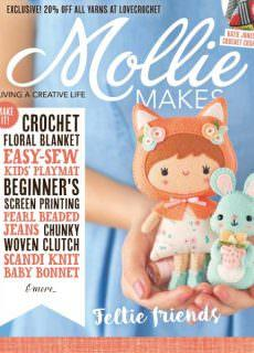 Mollie Makes — February 2018