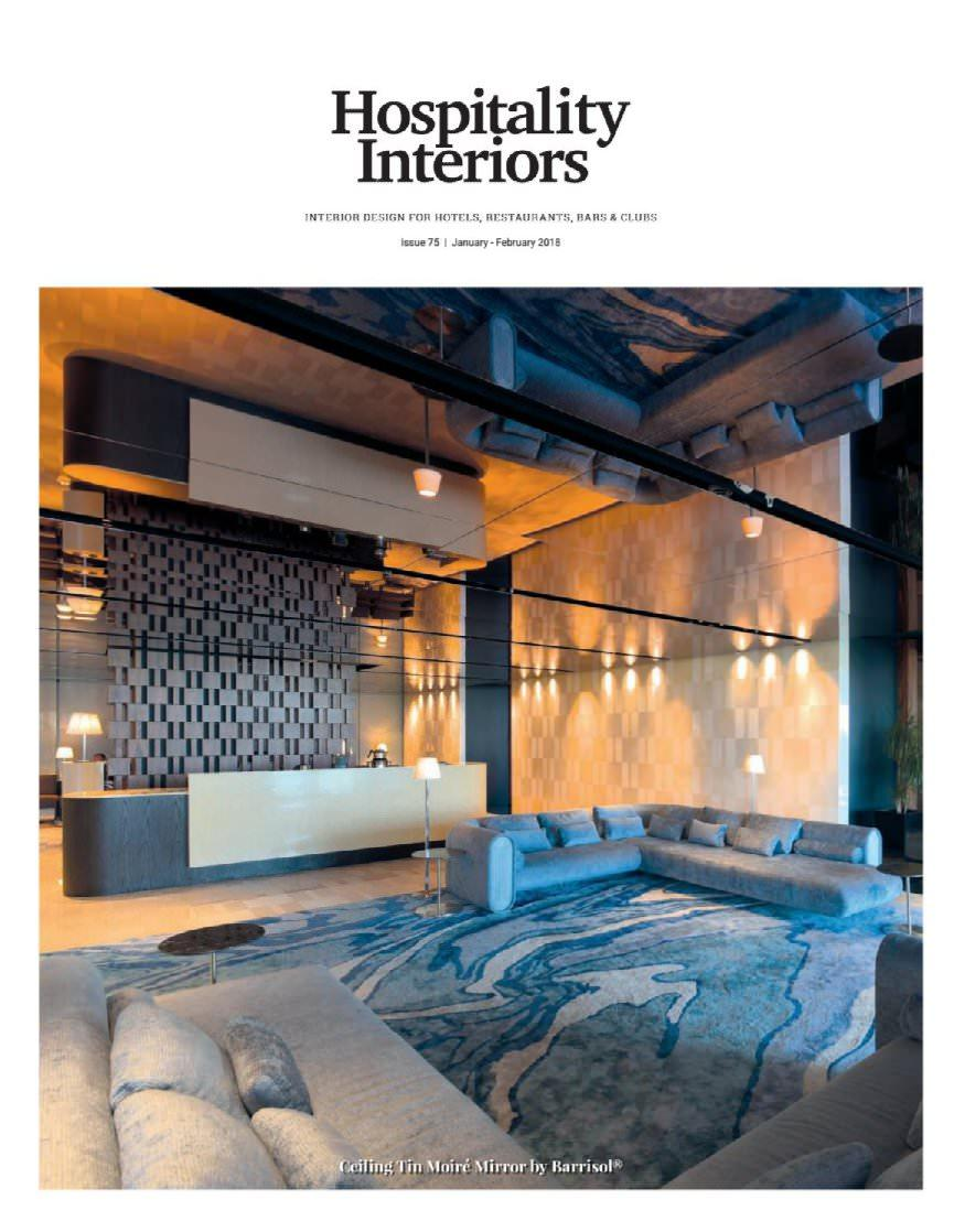Hospitality Interiors U2013 January February 2018