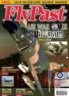 FlyPast – March 2018