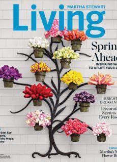 Martha Stewart Living — March 2018