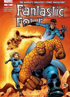 Fantastic Four 509 (2004)