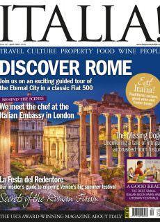 Italia! Magazine – April 2018