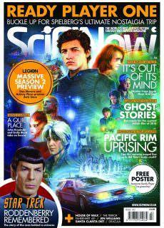 SciFiNow – March 2018