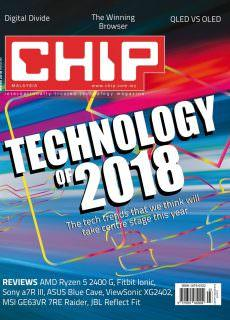 Chip Malaysia – March 2018