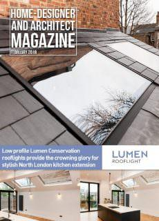 Home-Designer & Architect – February 2018