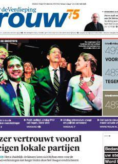 De Telegraaf – 22.03.2018