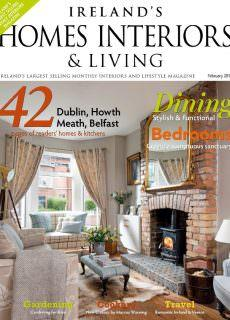 Ireland's Homes Interiors & Living – March 2018