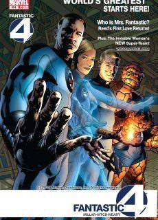 Fantastic Four 554 (2008)