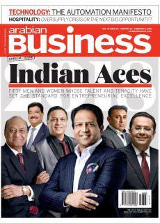 Arabian Business – 28 January 2018