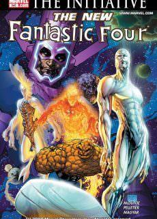 Fantastic Four 545 (2007)