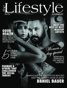 The Lifestyle journalist – March 2018