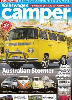 Volkswagen Camper & Commercial – April 2018