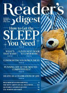 Reader's Digest Canada – April 2018