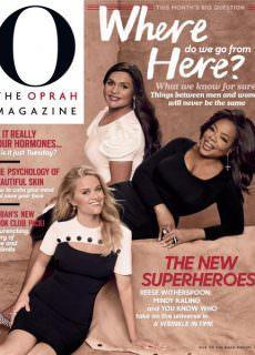 O, The Oprah Magazine — March 2018