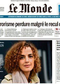 Le Monde – 25.03.2018- 26.03.2018