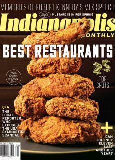 Indianapolis Monthly – April 2018