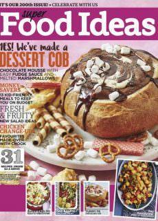 Super Food Ideas — March 2018
