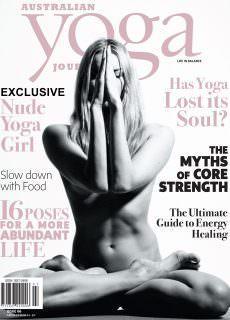 Australian Yoga Journal – April 2018