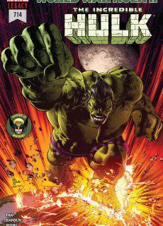 Incredible Hulk 714 (2018)