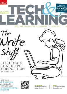 Tech & Learning – April 2018