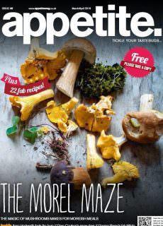 Appetite. Magazine – March-April 2018