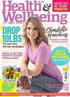 Health & Wellbeing – April 2018