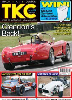 Totalkitcar Magazine – March-April 2018