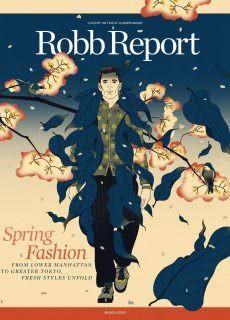 Robb Report USA – March 2018