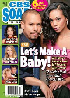 CBS Soaps In Depth – March 19, 2018