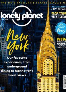 Lonely Planet Traveller UK – April 2018