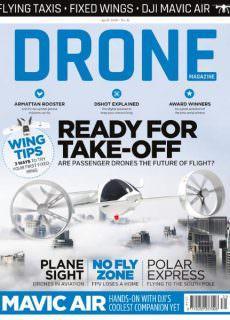 Drone Magazine – April 2018