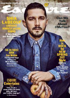 Esquire USA – 01.2018 – 02.2018