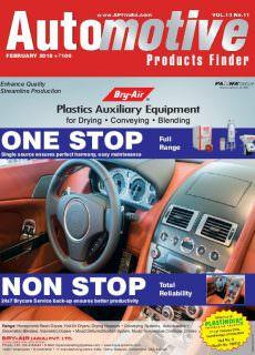 Automotive Products Finder – February 2018