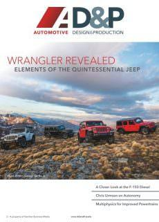 Automotive Design and Production – March 2018