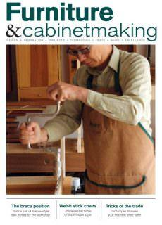 Furniture & Cabinetmaking – March 2018