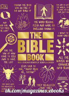 The Bible Book Big Ideas Simply Explained