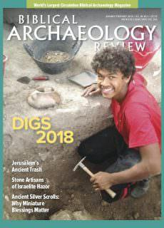 Biblical Archaeology Review – January-February 2018