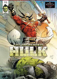 Incredible Hulk 713 (2018)