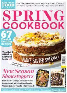 Great British Food – April 2018