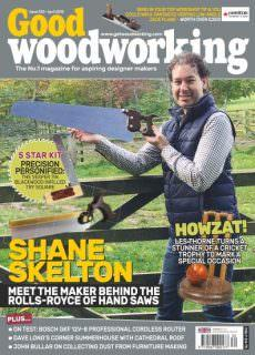Good Woodworking – April 2018