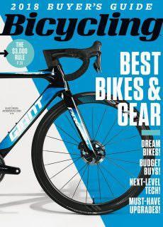 Bicycling USA – April 2018
