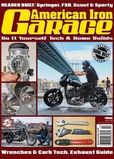 American Iron Garage – May-June 2018