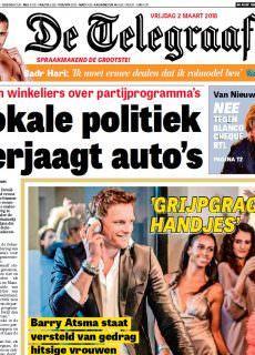 De Telegraaf – 02.03.2018