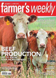 Farmer's Weekly – 30 March 2018