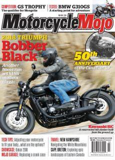 Motorcycle Mojo – March 2018