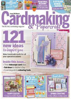 Cardmaking & Papercraft – March 2018