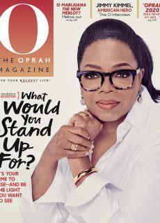 O, The Oprah Magazine – April 2018